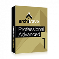 Architrave 2019 Professional Advanced para 1 mes